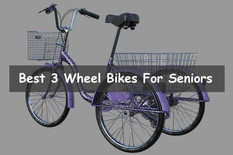 Best 3 Wheel Bikes for Seniors