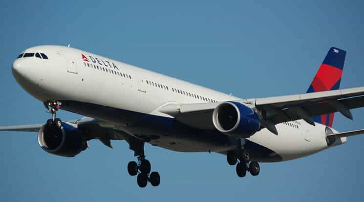 Delta Airlines for disabled
