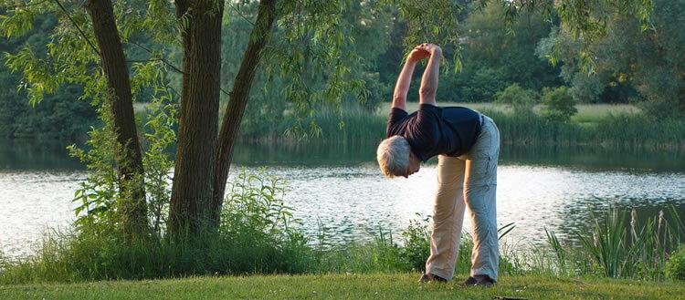 Yoga for elderly