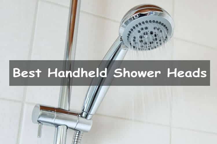 Best Handheld Shower Heads for seniors