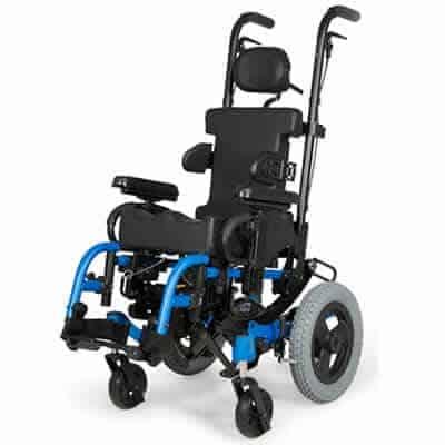 Zippie Iris Pediatric Wheelchair