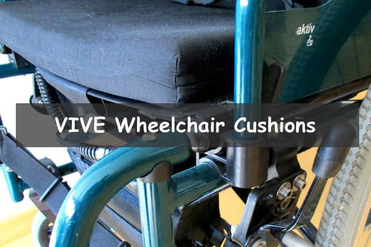 Vive Wheelchair Cushions