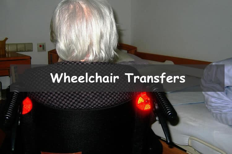 Wheelchair Transfers