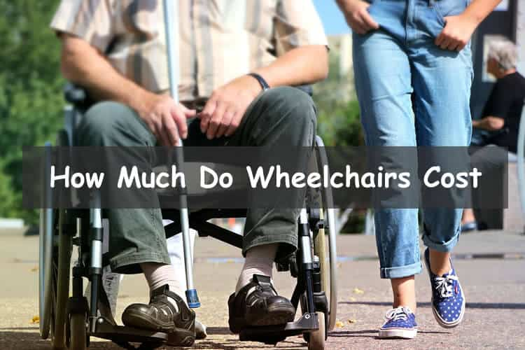 How much do wheelchairs cost