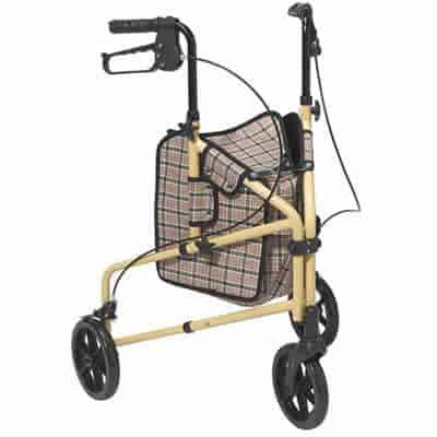 winnie Lite Three Wheel Rollator