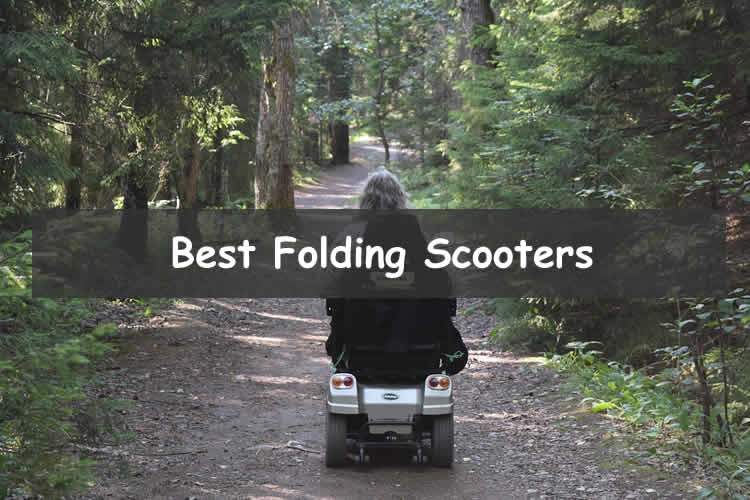 Best folding scooters