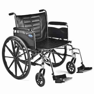 top wheelchair Invacare
