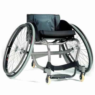 Quickie Match Point Tennis Wheelchair