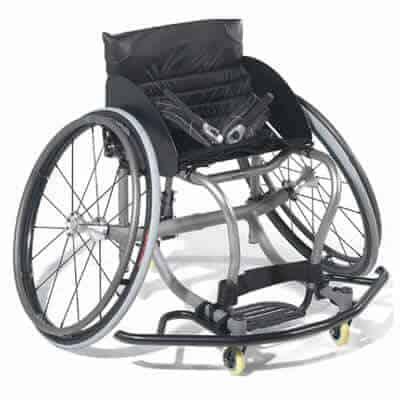 Quickie Titanium All Court Sports Wheelchair