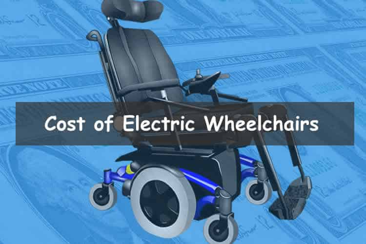 Cost of electric wheelchairs