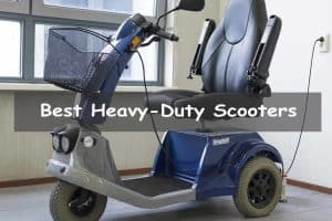Best Heavy-Duty Mobility Scooters