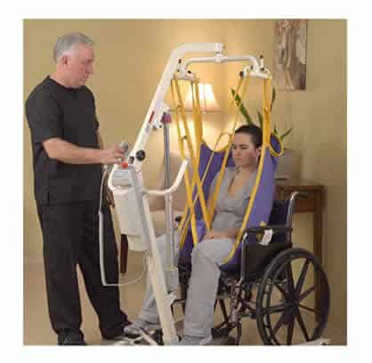 Power Patient Lift 400HE By Bestcare