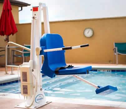 Aqua Creek Ranger 2 pool lift
