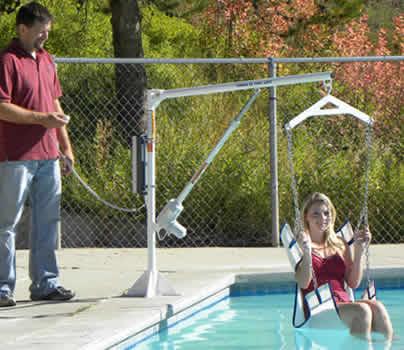 Power EZ 2 Pool Lift