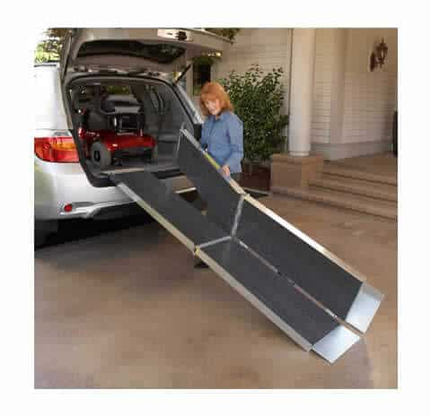 EZ Access Trifold Advantage Series Wheelchair Ramps