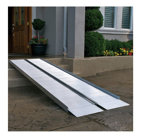 EZ Access Signature Series Suitcase Wheelchair Ramp for SUVs