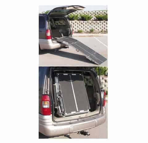 PVI Rear Door Vamp Ramp
